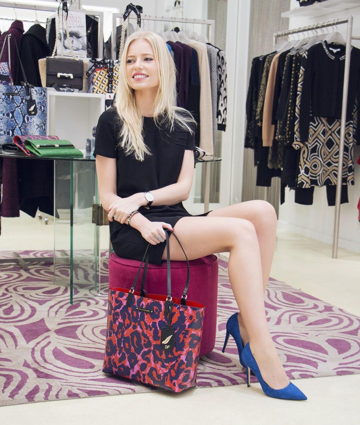 Shopping || Diane von Furstenberg Antwerp