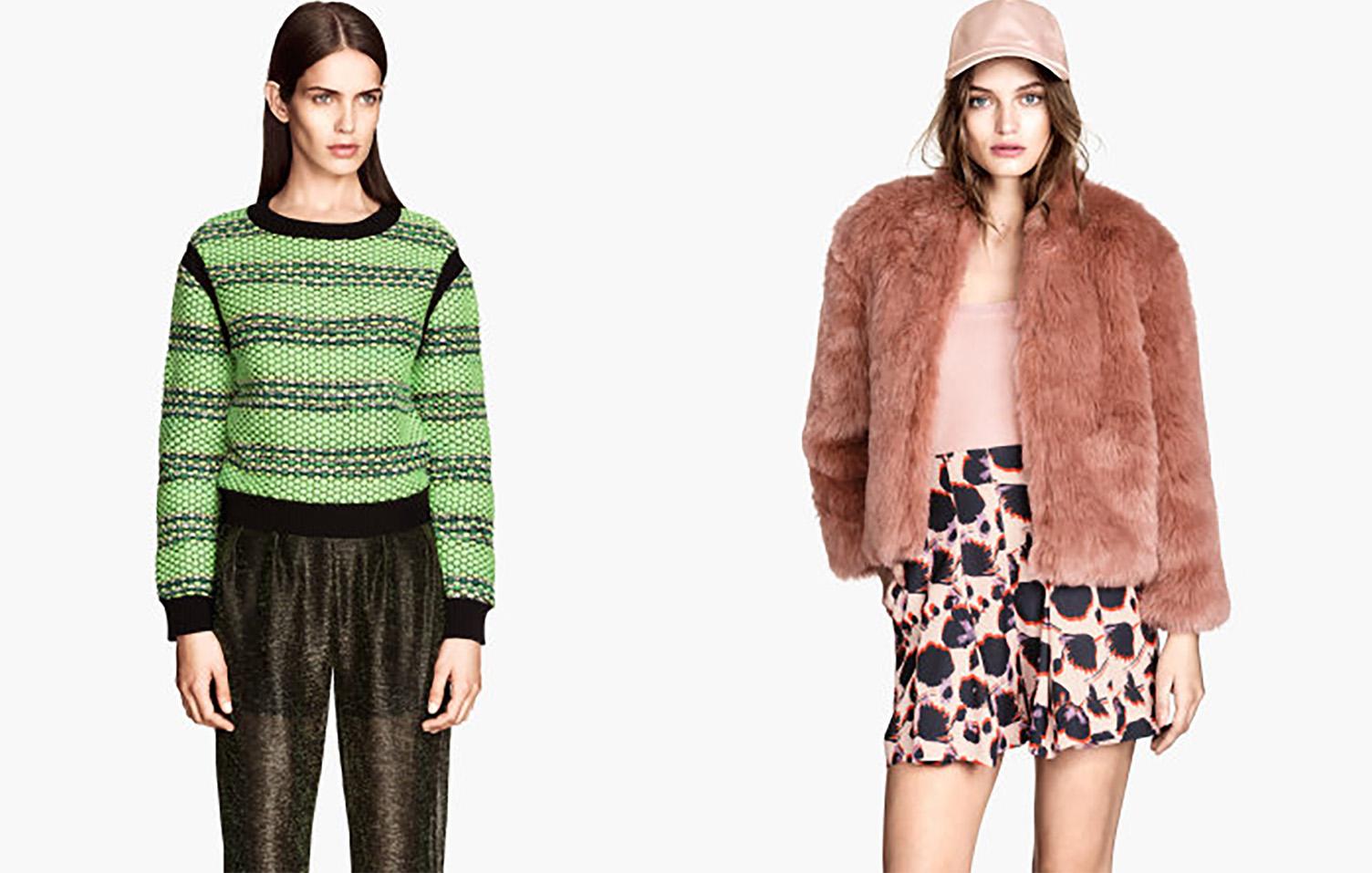 Inspiration || H&M Trend