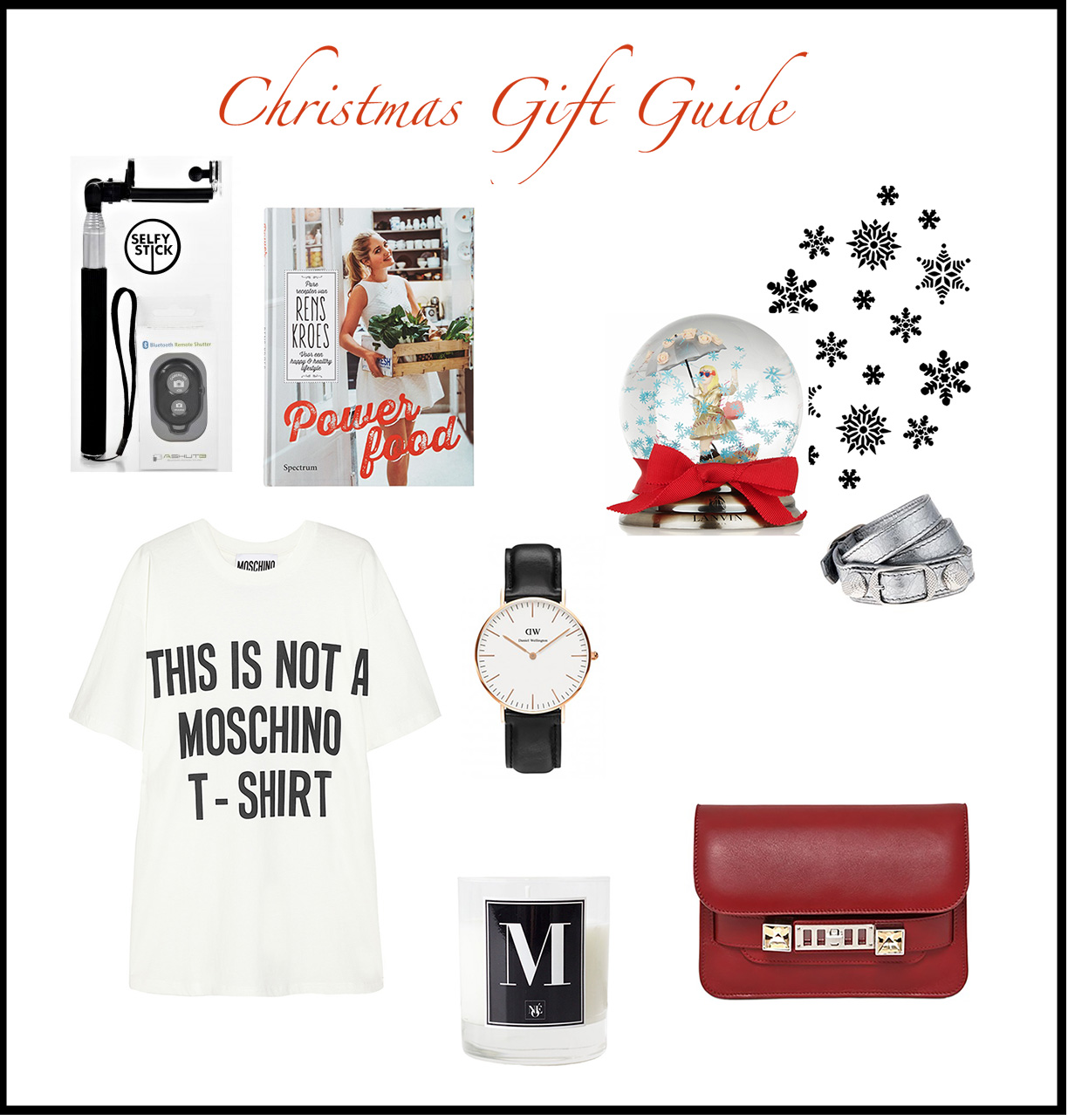 Inspiration || Christmas Gift Guide