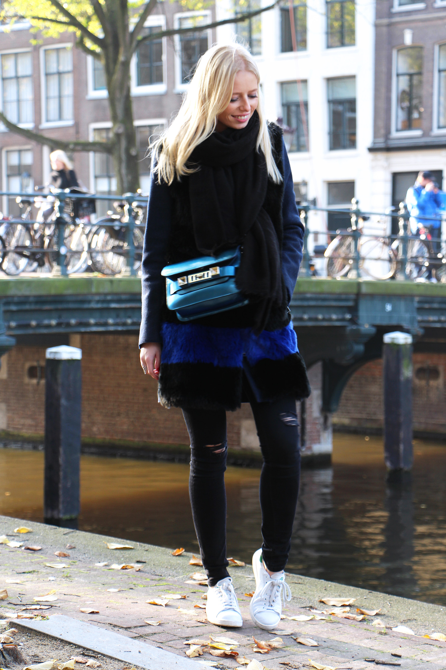 Outfit || Fall in Amsterdam
