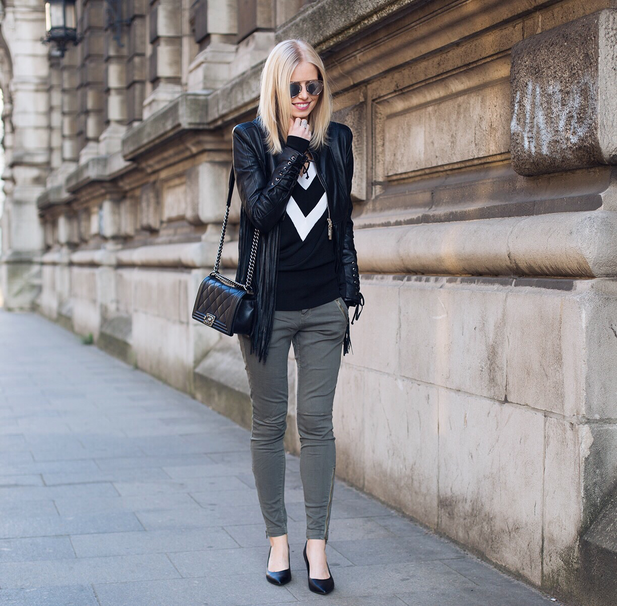 Outfit || Fringe Fanatic