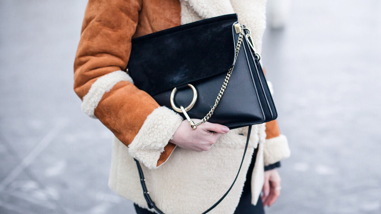 Shearling obsessions
